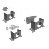caixas para tomadas em perfilado 38x38 Campo Grande